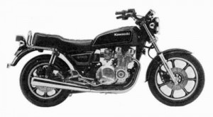 Kawasaki KZ1100 KZ 1100 Manual