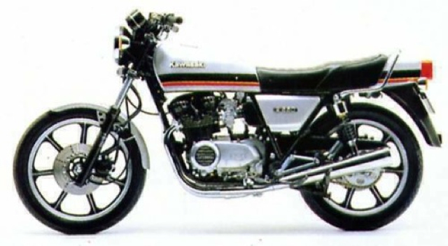 kawasaki kz550 z550 kz z 550 service repair workshop manual