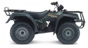 Suzuki King Quad F Lt F Lt F F Ltf Atv Manual X